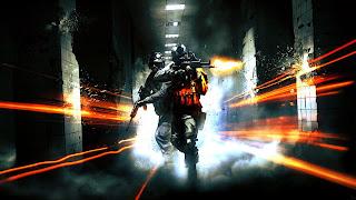 Battlefield Shooter HD Wallpaper