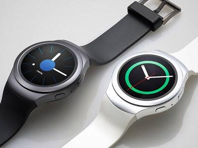 Samsung Gear S2 é um relógio inteligente com sensores de atividades físicas