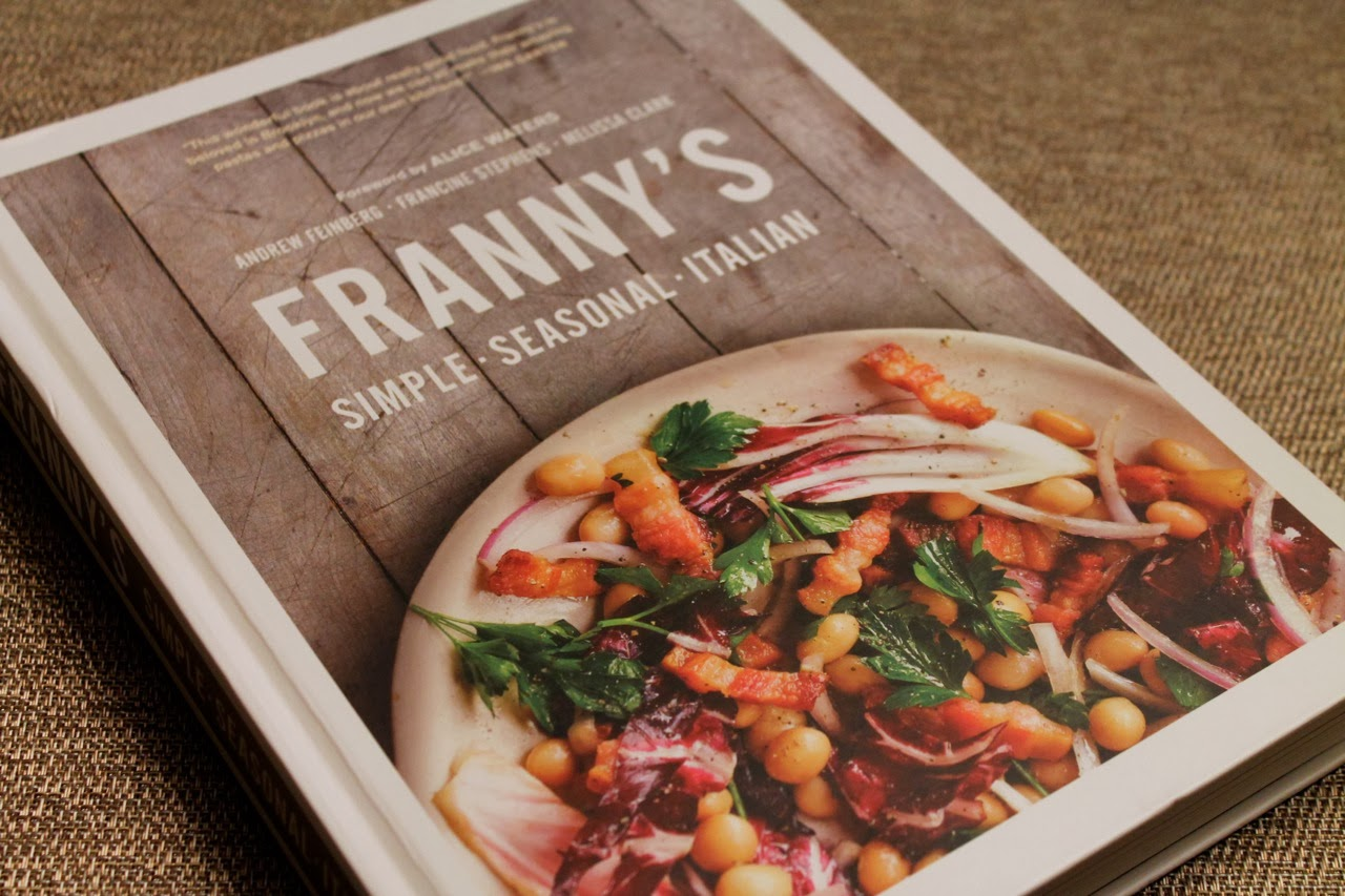 Franny's Simple Seasonal Italian