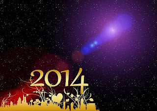 KOLEKSI GAMBAR UCAPAN SELAMAT TAHUN BARU 2014 untuk FB BBM Sms WhatsApp Line Kartu Ucapan Happy New Year 2014