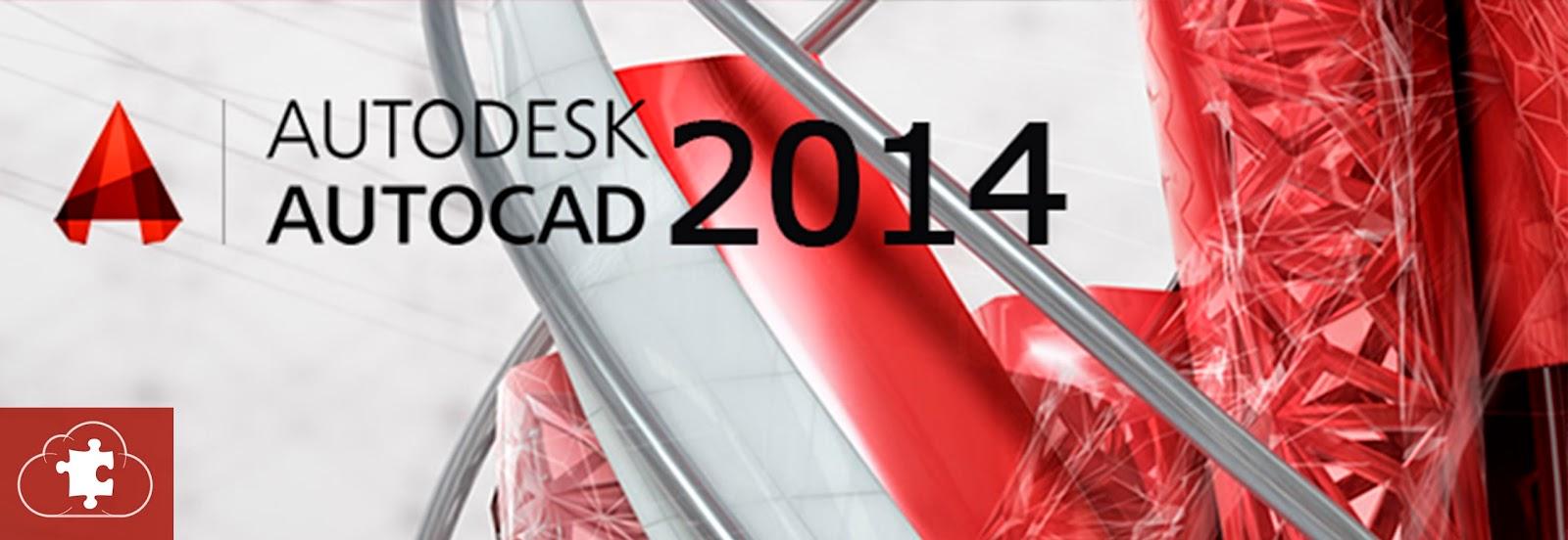 AutoCad 2014 | español / ingles | x32/x64 bits