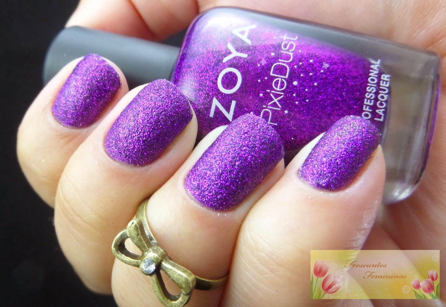 Violet Nails, Zoya Carter, Frescurites Femininas, Zoya