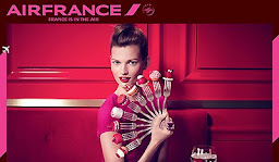 "Experiencia Air France: ""France is in the Air"""