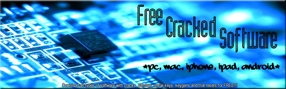 Cracked Software for FREE!