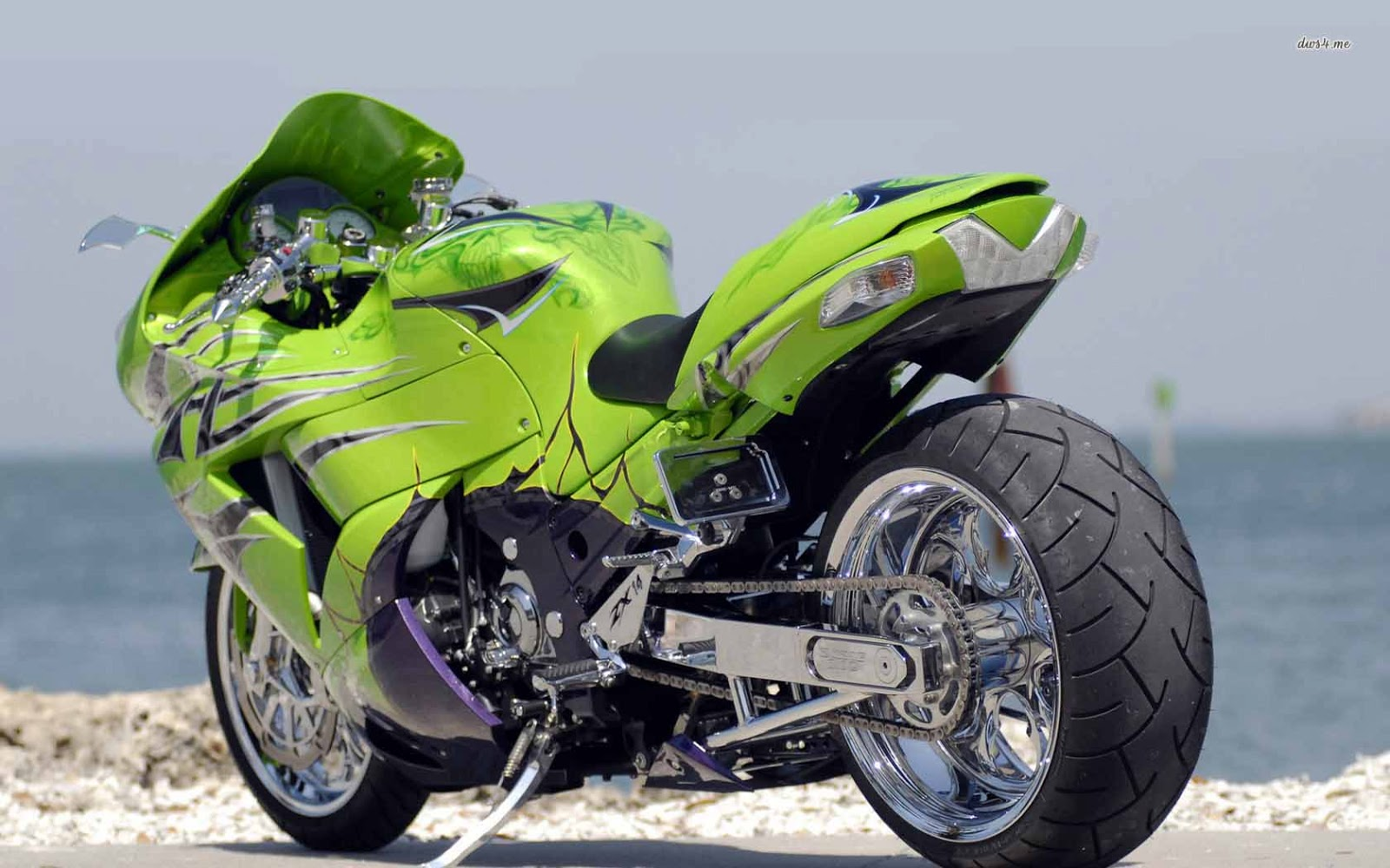 Kawasaki Ninja 300 2013 - wallpaper world