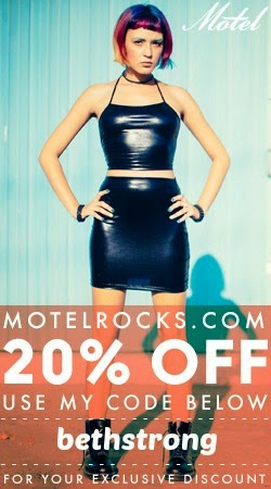 Get discount @ motelrocks.com!