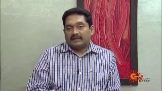 Sun Tv Show Maruthuva Neram  23-01-2014  Pain Management Dr.Prabhu Thilak
