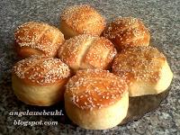 Sós sütemény - Nagy pogácsa recept