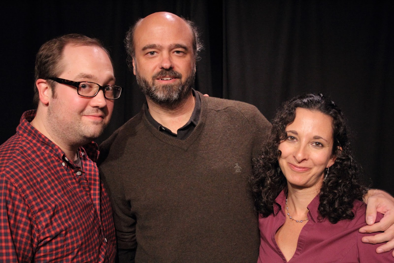 My Nephew is a Poodle: Geeking Out with...Scott Adsit