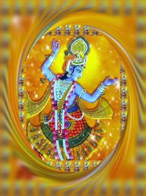 shree krishna ji image