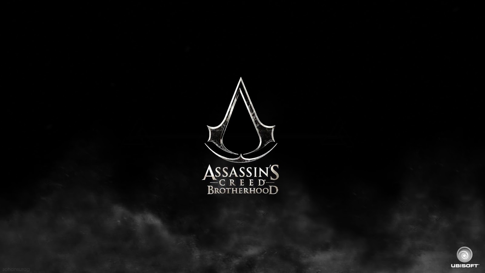 central wallpaper: assassin's creed logo hd wallpapers