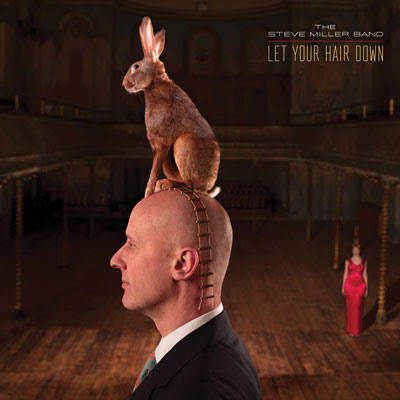 Rest In Peace, Storm Thorgerson: Steve Miller Band - Let Your Hair Down