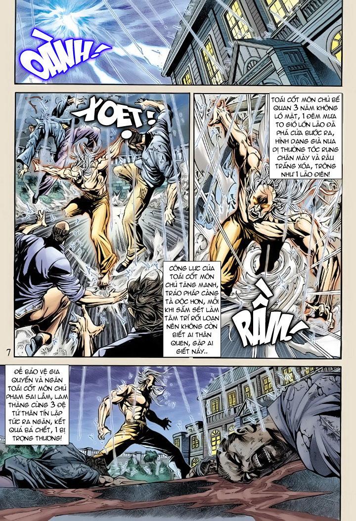 Tân Tác Long Hổ Môn chap 175 - Trang 7