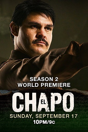 Série El Chapo - 2ª Temporada 2018 Torrent