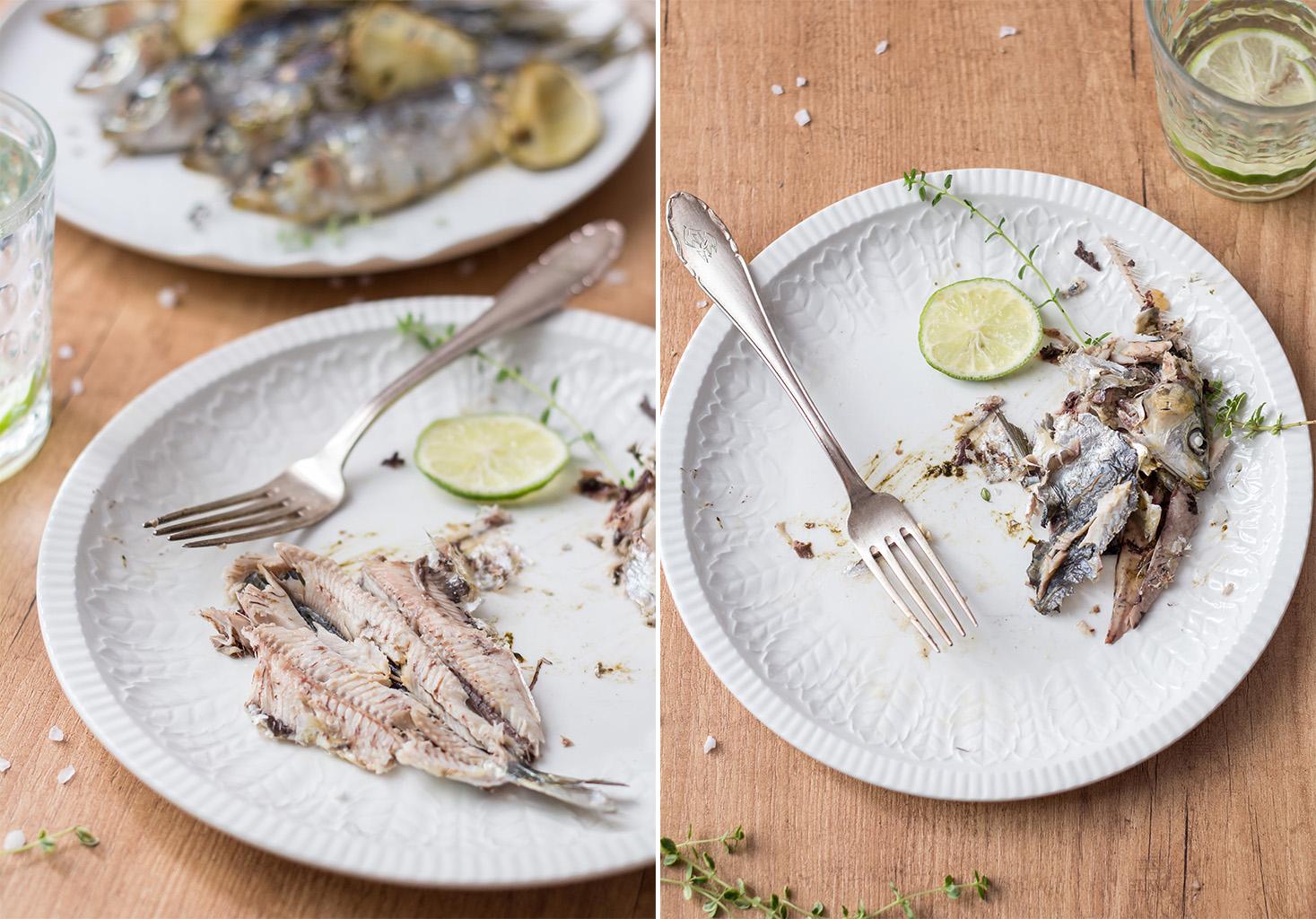 how to make spanish sardines