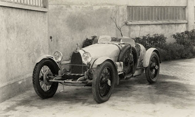 Bugatti Type 35 Sports Car