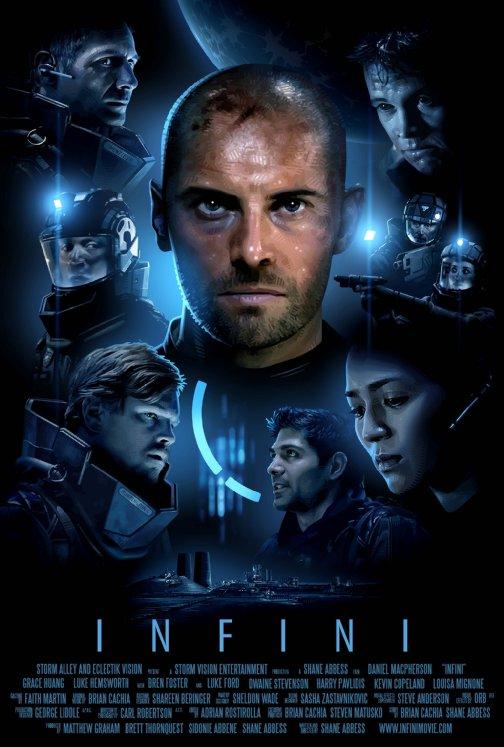 Sinopsis Film Infini 2015 (Daniel MacPherson, Grace Huang, Luke Hemsworth)