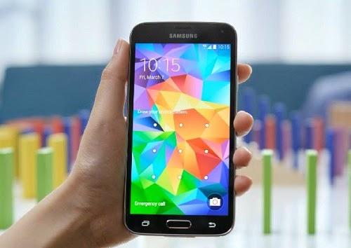 Harga dan Spesifikasi HP Samsung Galaxy S5 Plus