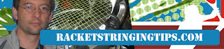 Learn how you can start a racket stringing business for $500?