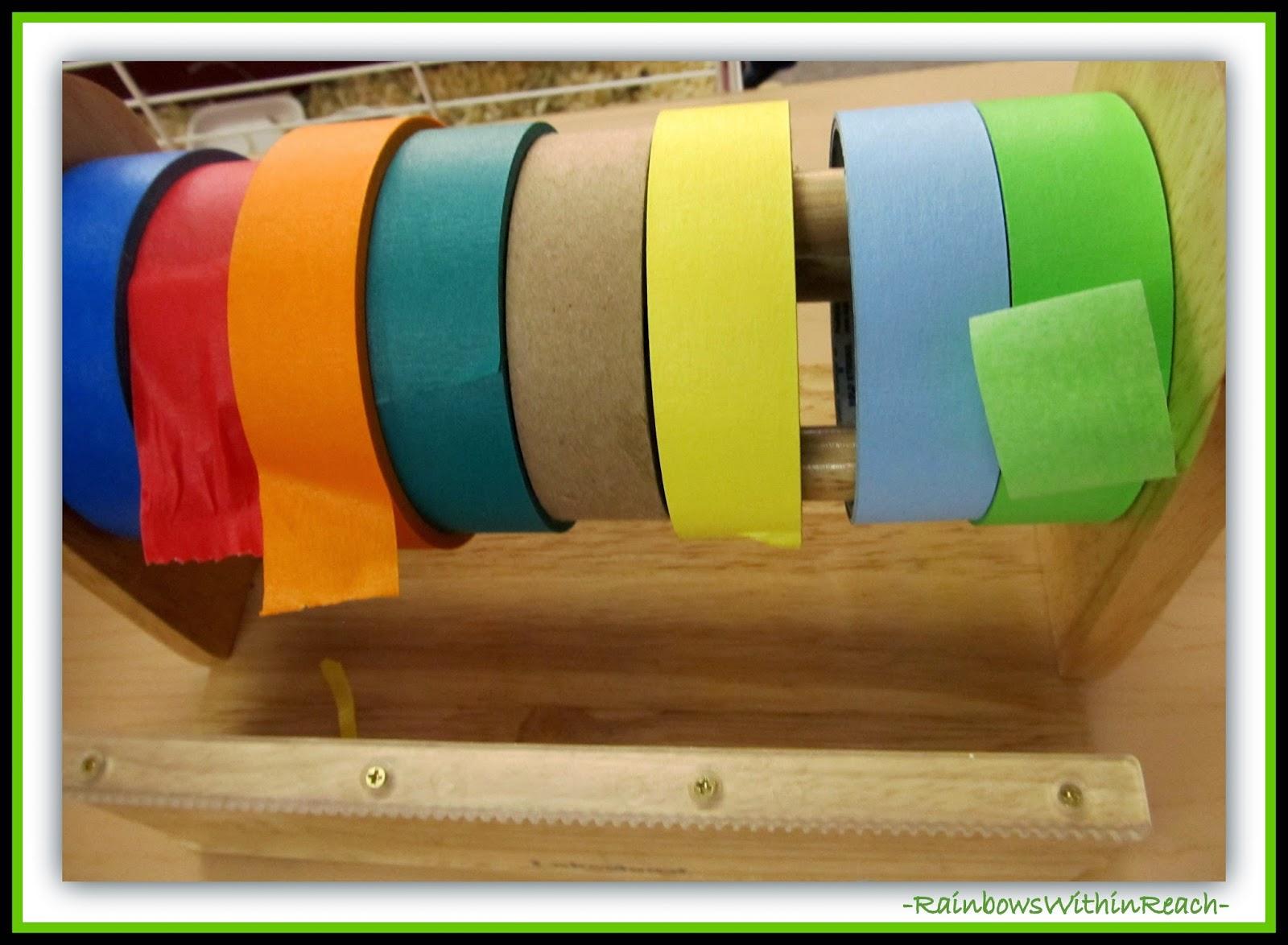 185 Ideas for Classroom Organization: RoundUP at RainbowsWithinReach