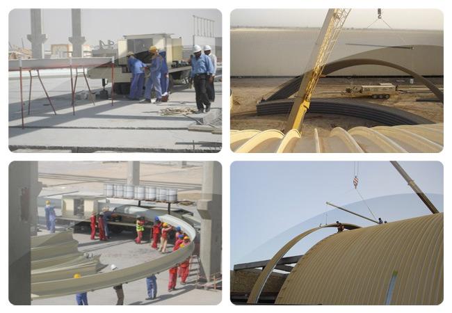 Caceres nave industrial c ceres 644 34 87 47 91 616 06 61 for Cobertizos prefabricados metalicos