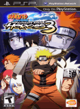 Game Naruto Shuppuden: Ultimate Ninja Heroes 3