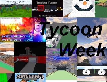 Robloxian News Network Tycoon Week