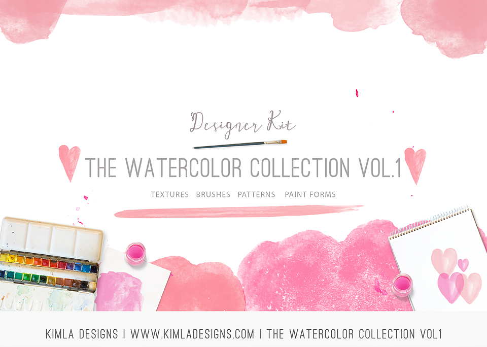http://kimladesigns.com/collections/design-elements/products/copy-of-watercolor-florals-vol1