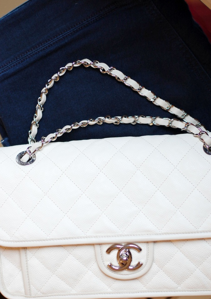 Chanel French Riviera Flap Bag Covet and Acquire