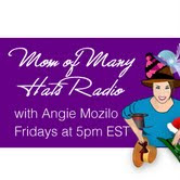 Join Me On Mom of Many Hats Radio!
