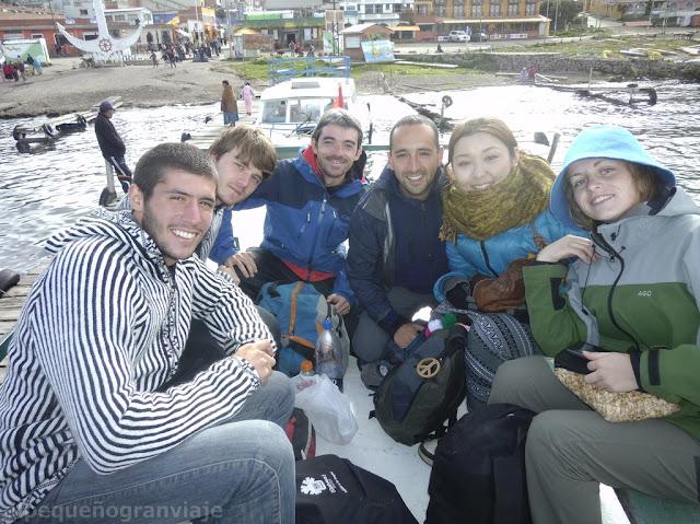 Copacabana, Isla del Sol, Lago Titicaca, Bolivia, viaje