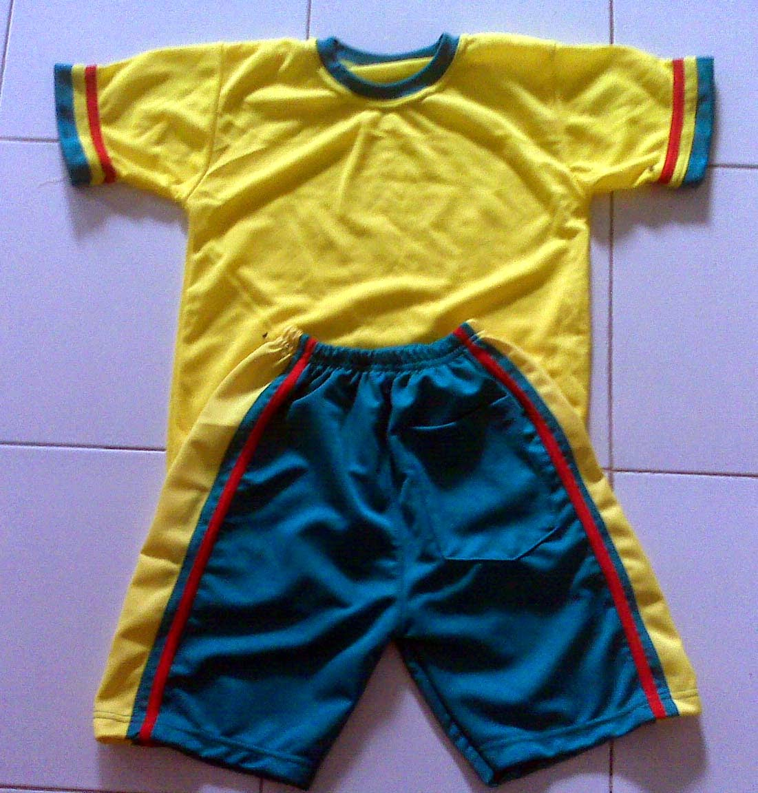 Konveksi & Grosir Kaos Olahraga Ready Stock SD Murah