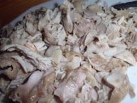 pollo picado