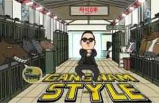 Psy - Gangnam Style: el segundo video más visto de YouTube.