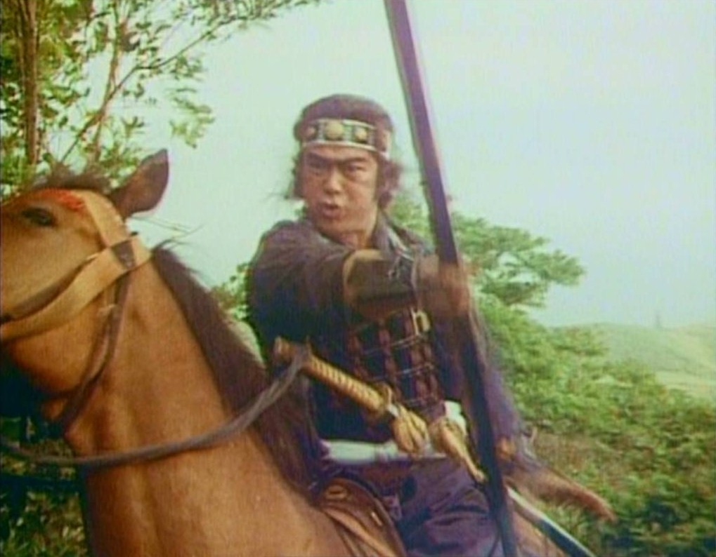 an uncertain guest film review the bushido blade by kotani