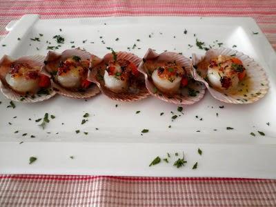 zamburiñas de Gastronomía en verso