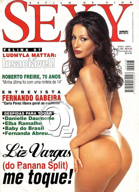 Ludmyla Mattar - Sexy 1997