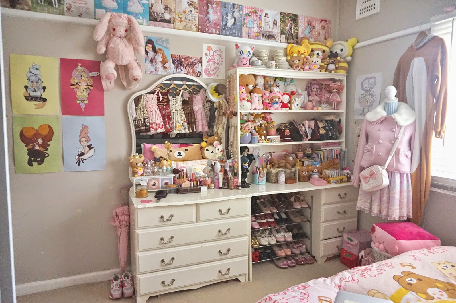milkyfawn a lolita blog welcome to my bedroom welcome to my bedroom roblox