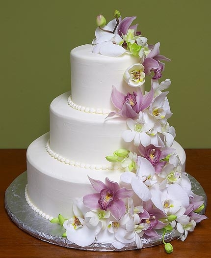 wedding cakes with flowers. Wedding Floral Cakes