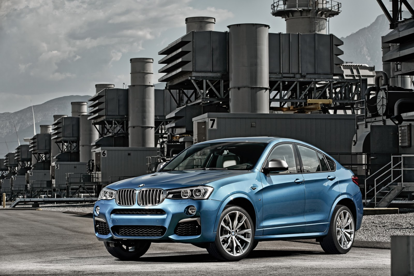 New BMW X4 M40i On Sale Next February; Likely Has Same Engine As M2 [90 Pics] | Carscoops