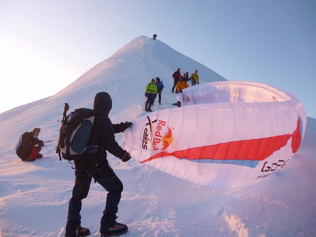 Mont Blanc/Ruta de Gouter