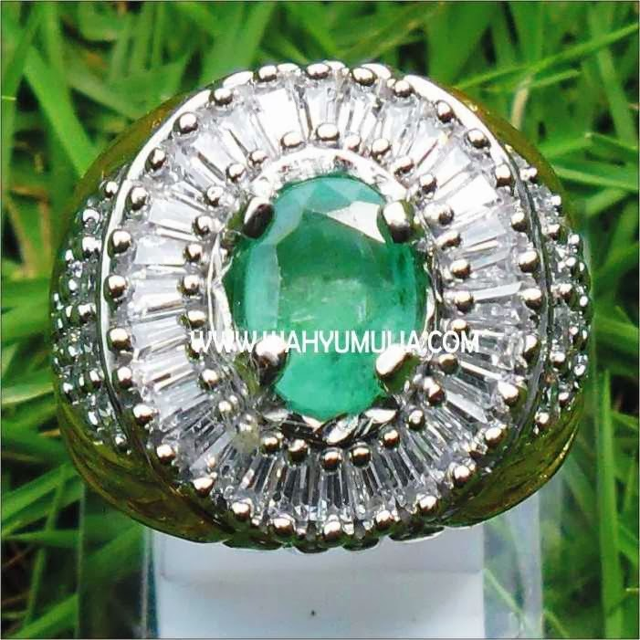 Emerald Jamrud Toko Batu Permata Mulia Cincin Ajilbab Com Portal Image
