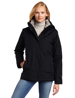 Columbia Womens Sleet To Street Parka