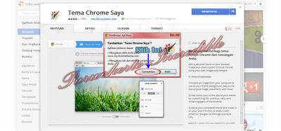 Buat Tema Google Chrome sendiri
