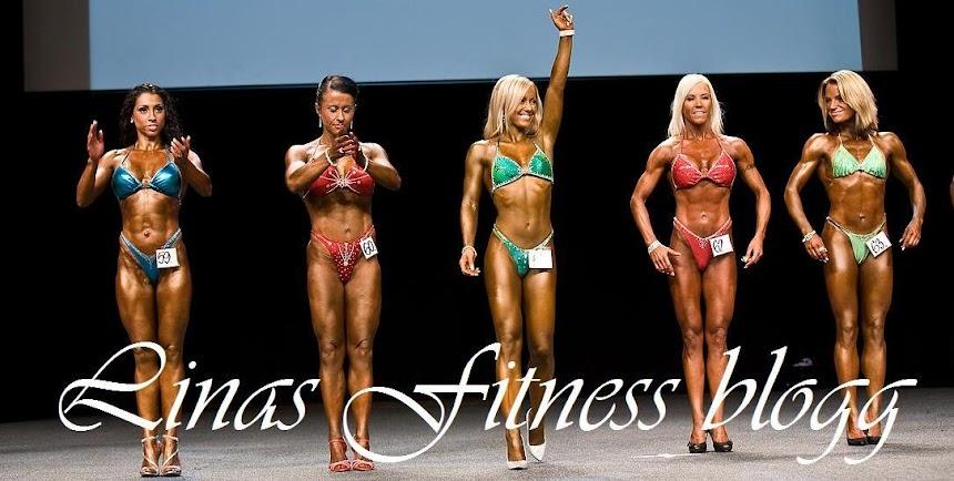 Linas Fitness blogg