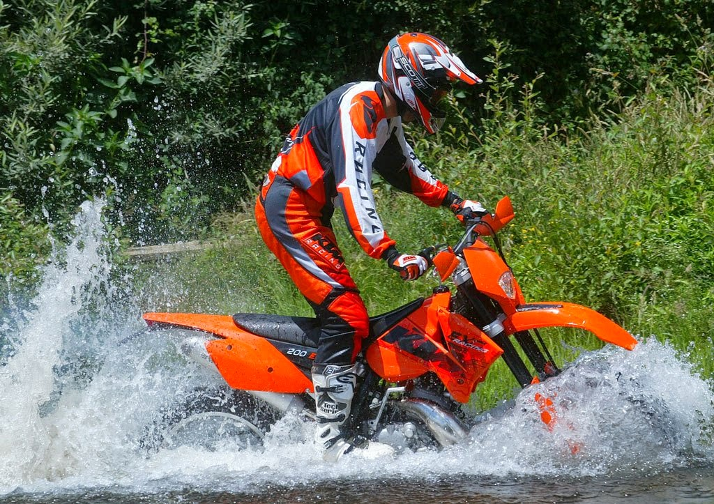 KTM 200 EXC motorcycles price