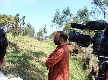 a shooting location in Marayur,Keralam