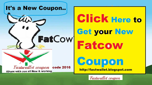 Fatcow Coupon Codes 2016