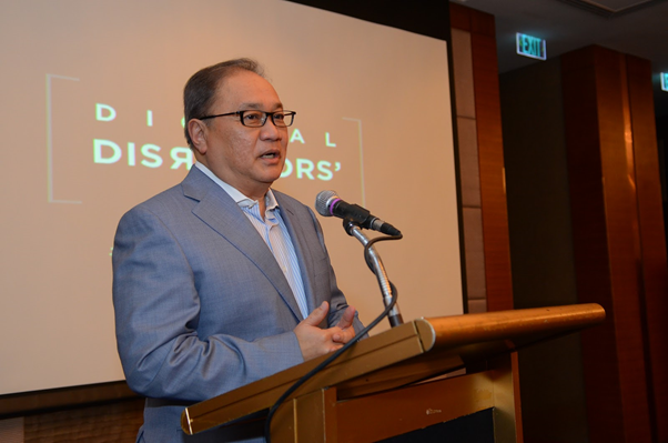 Manny V. Pangilinan, Chairman, PLDT and Smart.