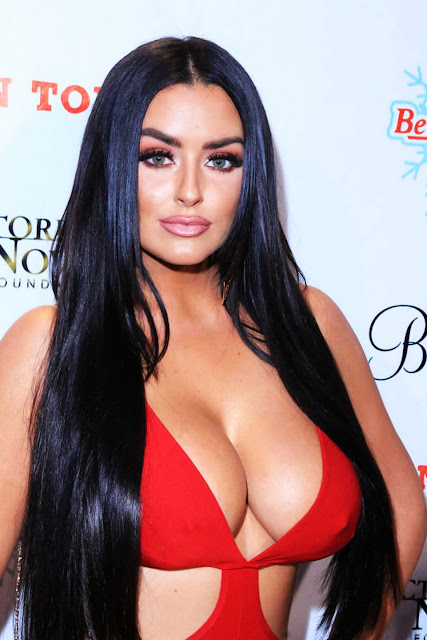 Actress, Model, @ Abigail Ratchford - Babes in Toyland Charity Holiday Party in Hollywood